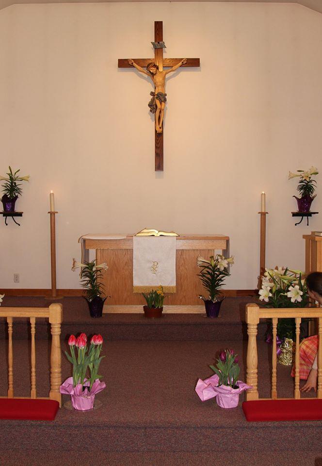 WLC altar